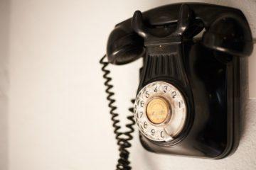 Telèfon antic